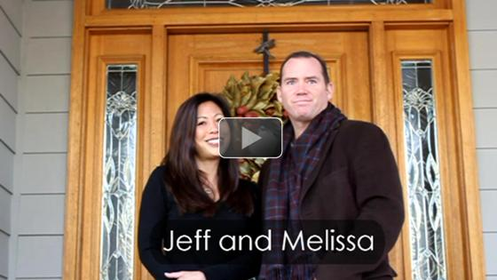 Jeff and Melissa testimony Video